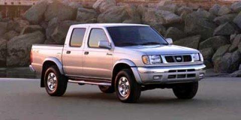 2000 Nissan Frontier 4WD CHARCOAL MIST METALLIC