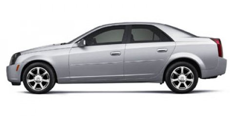 2005 Cadillac CTS 4dr Sdn 3.6L BLACK Climate Control