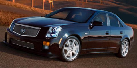 2005 Cadillac CTS-V 4dr Sdn Cruise Control Climate Control