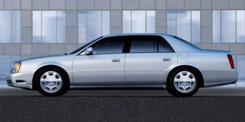 2005 Cadillac Deville 4dr Sdn w/Livery Pkg CRIMSON PEARL