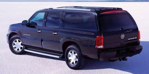 2005 Cadillac Escalade ESV 4dr AWD BLACK RAVEN