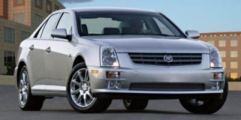 2005 Cadillac STS 4dr Sdn V8 BLACK RAVEN Cruise Control