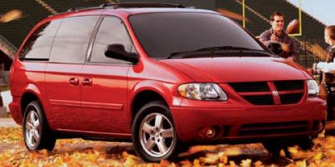 2005 Dodge Caravan 4dr Grand SXT WHITE CD Player Cassette