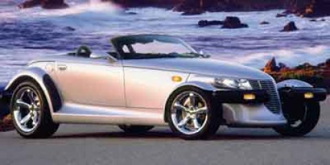 2000 Plymouth Prowler 2dr Roadster BLACK Convertible Soft Top