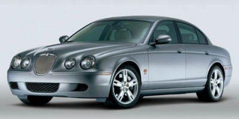 2005 Jaguar S-TYPE 4dr Sdn V6 Cell Phone Hookup CD Player