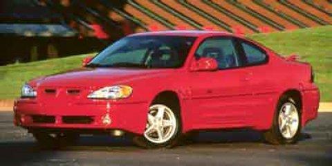 2000 Pontiac Grand Am 2dr Cpe GT1 BRIGHT RED Cloth Seats