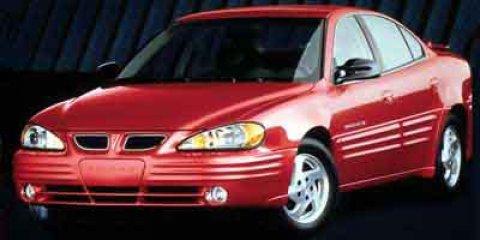 2000 Pontiac Grand Am 4dr Sdn SE1 REDFIRE METALLIC
