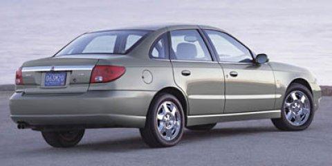 2005 Saturn L-Series L300 4dr Sdn BLUE