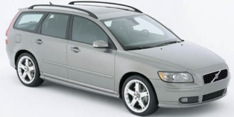 2005 Volvo V50 JET BLACK Cloth Seats Climate Control