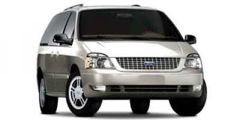 2005 Ford Freestar Wagon 4dr SE SILVER Conventional Spare Tire