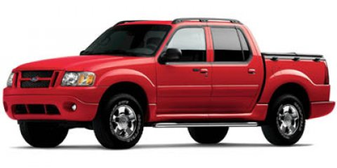 2005 Ford Explorer Sport Trac 4DR 126 WB 4WD XLT RED