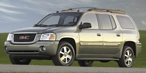 2005 GMC Envoy XL Conventional Spare Tire Child Safety Locks