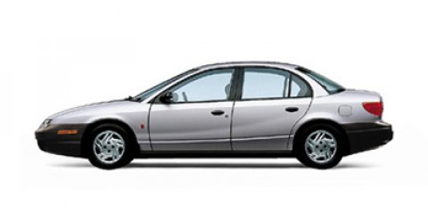 2000 Saturn SL SL2 Auto BLUE Front Disc/Rear Drum Brakes