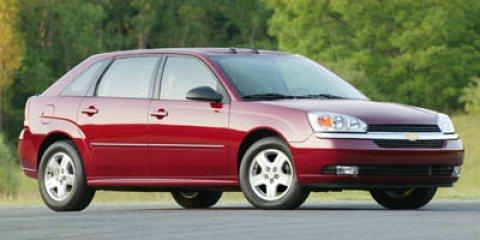 2005 Chevrolet Malibu Maxx 4dr Sdn LS SILVER GREEN METALLIC