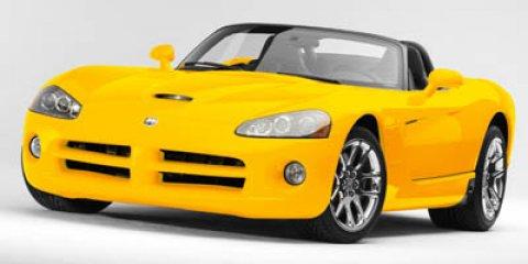 2005 Dodge Viper 2dr Convertible SRT10 SILVER