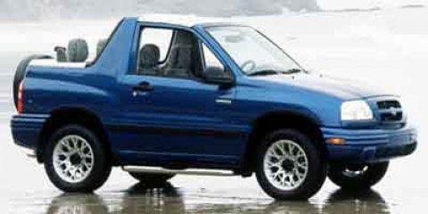 2000 Suzuki Vitara Bucket Seats Automatic Headlights