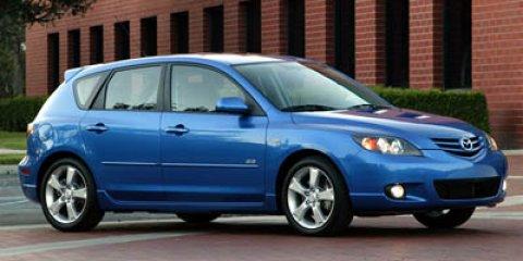 2005 Mazda MAZDA3 5dr Wgn s Auto VELOCITY RED MICA