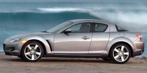 2005 Mazda RX-8 4dr Cpe Auto SUNLIGHT SILVER METALLIC