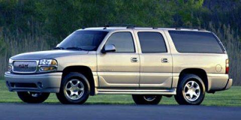 2004 GMC Yukon XL Denali 4dr 1500 AWD SUMMIT WHITE