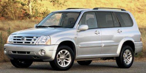 2005 Suzuki XL-7 4dr Auto 2WD LX WHITE Cloth Seats