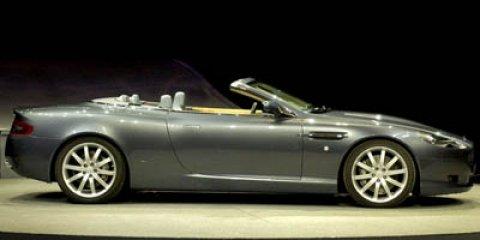 2008 Aston Martin DB9 2dr Volante Auto BLUE Bucket Seats