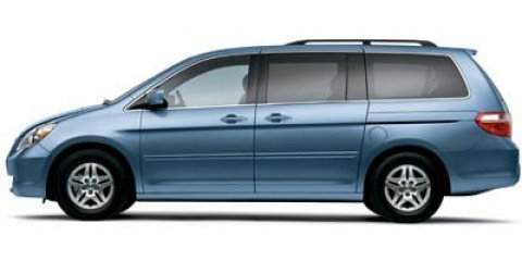 2005 Honda Odyssey EX AT WHITE 2nd row pwr up/down windows