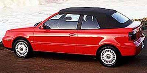 2000 Volkswagen Cabrio 2dr Conv GLS Auto