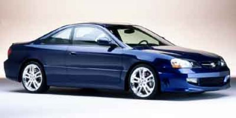 2001 Acura CL 2dr Cpe 3.2L CD Changer Cassette Bucket Seats