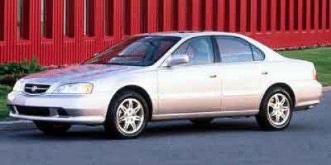 2001 Acura TL 4dr Sdn 3.2L w/Navigation System