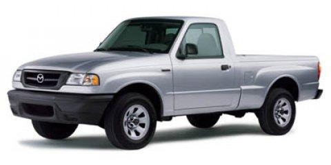 """2006 Mazda B-Series 2WD Truck Reg Cab 112"""" WB 2.3L Auto"""