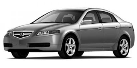 2005 Acura TL 4dr Sdn AT WHITE DIAMOND PEARL CD Player