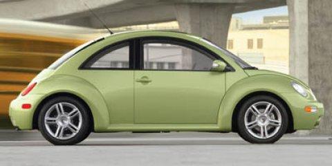 2005 Volkswagen New Beetle Coupe 2dr GLS Auto GRAY