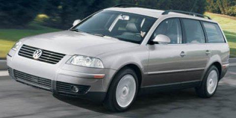 2005 Volkswagen Passat Wagon 4dr GLS TDI Auto BLACK