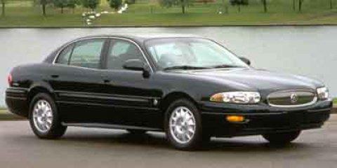 2001 Buick Lesabre 4dr Sdn Custom WHITE BODY-SIDE STRIPE