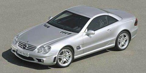 2005 Mercedes-Benz SL-Class 2dr Roadster 6.0L AMG BLACK