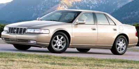 2001 Cadillac Seville 4dr Touring Sdn STS SABLE BLACK