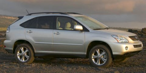 2006 Lexus RX 400h 4dr Hybrid SUV AWD SILVER Automatic CVT