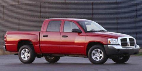 "2005 Dodge Dakota 4dr Quad Cab 131"" WB 4WD SLT SILVER"