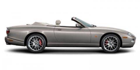 2006 Jaguar XK8 2dr Conv XK8 SILVER Cassette Bucket Seats