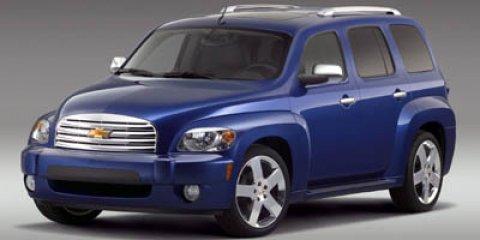 2006 Chevrolet HHR 4dr 2WD LT SILVERSTONE METALLIC