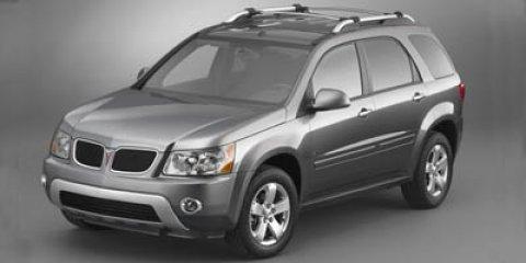 2006 Pontiac Torrent FWD 4dr FEVER RED METALLIC