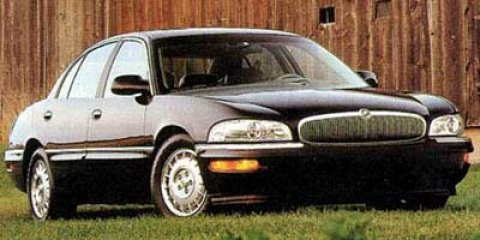1997 Buick Park Avenue 4dr Sdn GOLD Cruise Control Cloth Seats