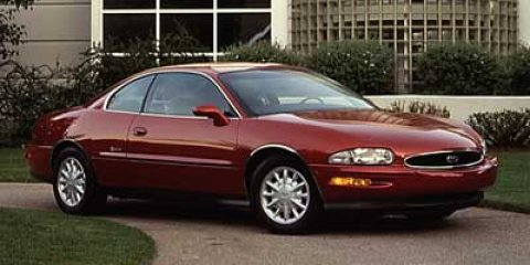 1997 Buick Riviera 2dr Cpe WHITE Daytime Running Lights
