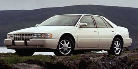 1997 Cadillac Seville 4dr Touring Sdn STS WHITE DIAMOND