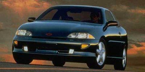 1997 Chevrolet Cavalier 2dr Cpe GREEN (MET)