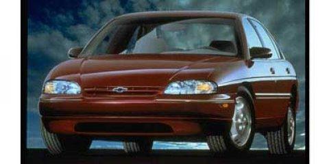1997 Chevrolet Lumina 4dr Sdn LS DARK CARMINE RED (MET)