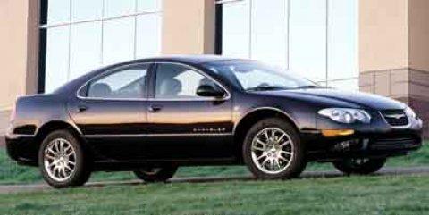 2002 Chrysler 300M 4dr Sdn WHITE Child Safety Locks CD Player