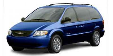 2001 Chrysler Town & Country 4dr EX FWD BLUE 7-passenger seatin