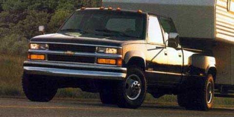 "1997 Chevrolet C/K 3500 Crew Cab 4dr 168.5"" WB 4WD"