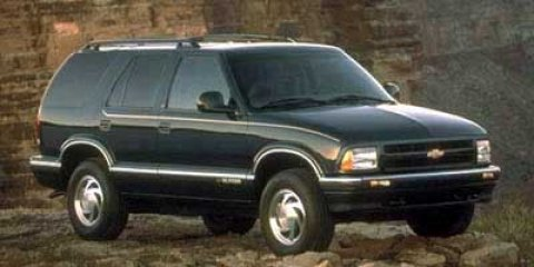 1997 Chevrolet Blazer 4dr LS Light Autumnwood (Met)